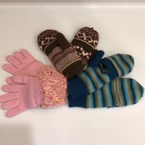 Other - Lot of children's mittens and gloves